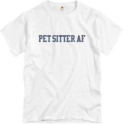 Pet Sitter AF Mens/Unisex