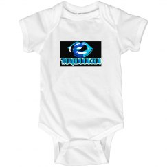 White babii boy onesie