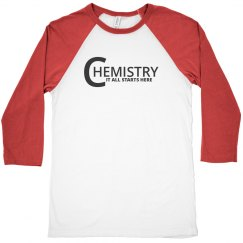 Chemistry it all starts here