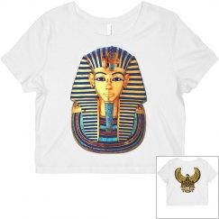 King Tut Egyptian Art