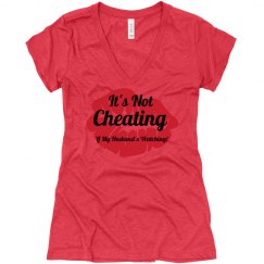It's Not Cheating