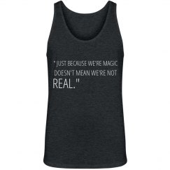 We're Magic Crop Tank