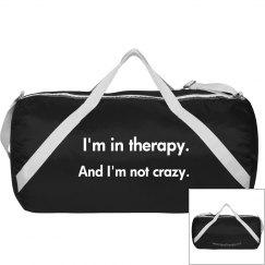 not crazy sports bag