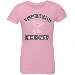 Cheer Camp style 2 Kids tee shirt