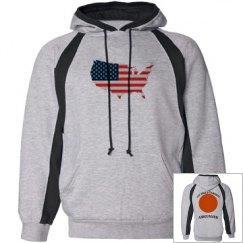 US Field Target Pocket Hoodie