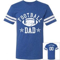 Dad's Vintage Jersey