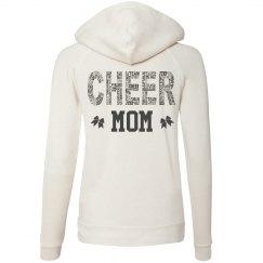 Typography Cheer Mom