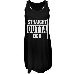Straight Outta Bed Tank