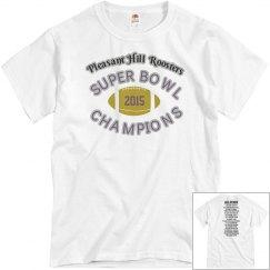 2015 Super Bowl Champions
