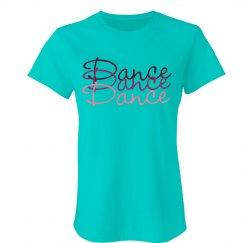 Dance Color Tee