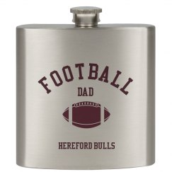 Hereford Stainless Flask