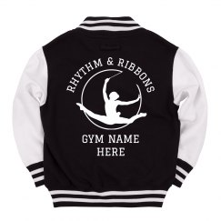 Custom Name Rhythmic Jacket
