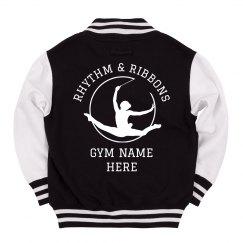 Custom Name Rhythmic Jacket