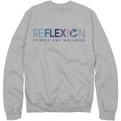Reflexion Unisex Basic Crewneck Sweatshirt