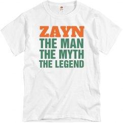 Zayn the man