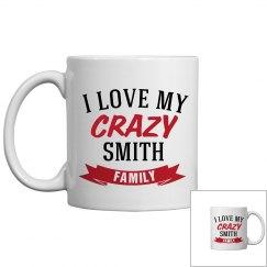 Crazy Smith Family