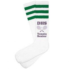 High School Tennis Girl