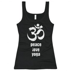 Peace, Love, Yoga