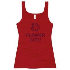 Flower Girl Distressed