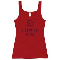 Flower Girl Distressed