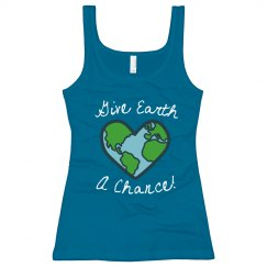 Give Earth A Chance!