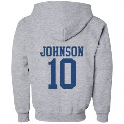 Johnson #10 Sports Fan