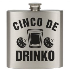 Cinco de Drinko Limes