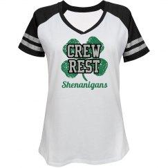 Crew Rest: Irish style