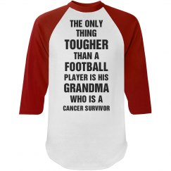 Tough Grandma Cancer Survivor