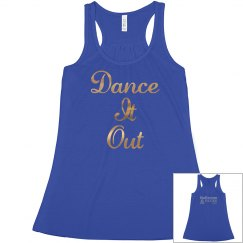 Dance it Out Crop Top