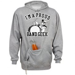 Proud Retro Band Geek
