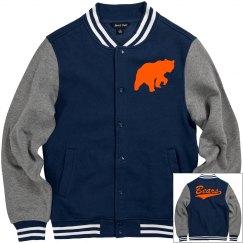 Bears men's jacket.