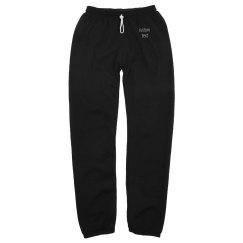 Customizable Fitness Sweatpants