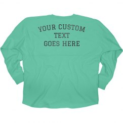 Add Your Own Custom Metallic Text