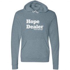 Hope Dealer Block Letter Hoodie