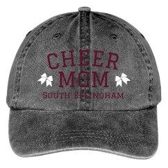 Cheer Mom Baseball Cap