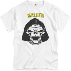 Mayhem Anarchy Skull