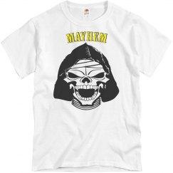 Mayhem Anarchy Skull