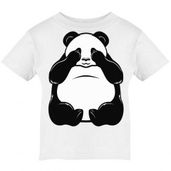 Infant Panda Bear top