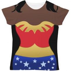 Wonder Woman African American