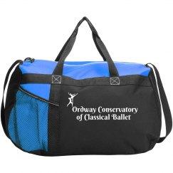 OCCB Ballet Bag