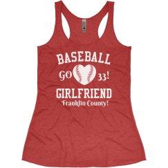 Baseball Girlfriend Style