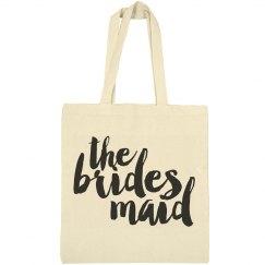 Bridesmaid Script Bag
