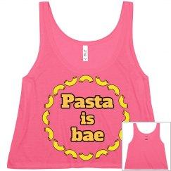 Pasta is bae