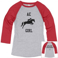 AE Girl Quarter Tee
