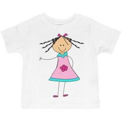 Cute Girls Tee Shirt