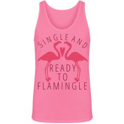 Single and Ready to Flamingle