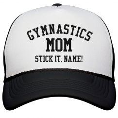Custom Gymnastics Mom Pride Hat