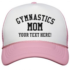 Custom Gymnastics Mom Pride