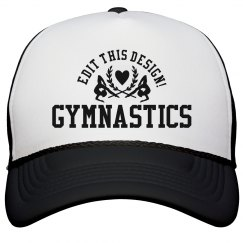 Create Your Own Gymnastics Hat